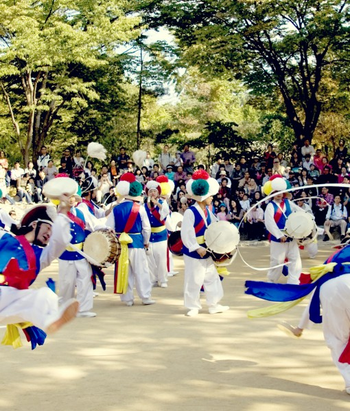 Former's Music and Dance (농악 - Nongak)